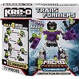 Kre-O Transformers Micro-Changers Combiners CONSTRUCTICON DEVASTATOR