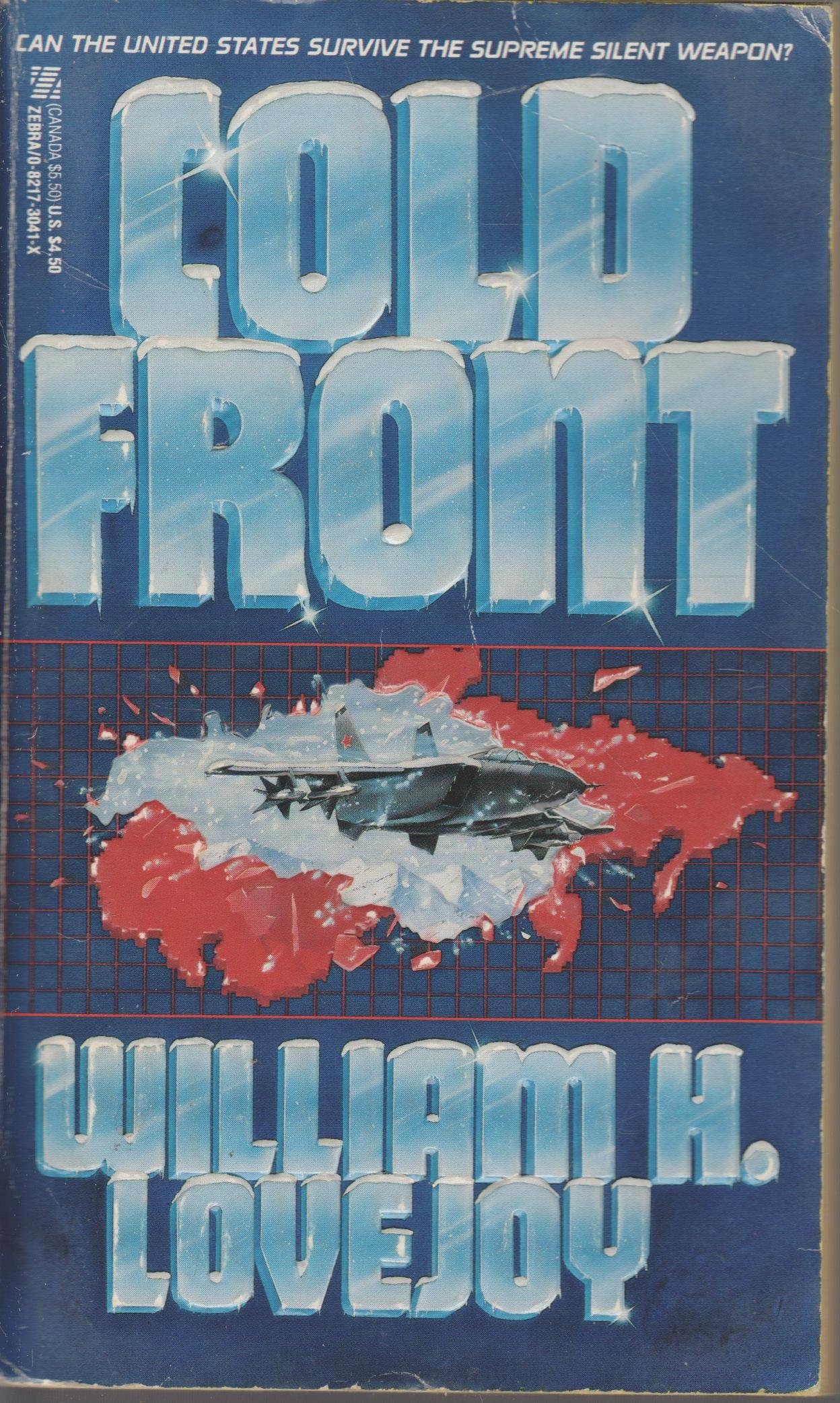 Cold Front William H Lovejoy product image