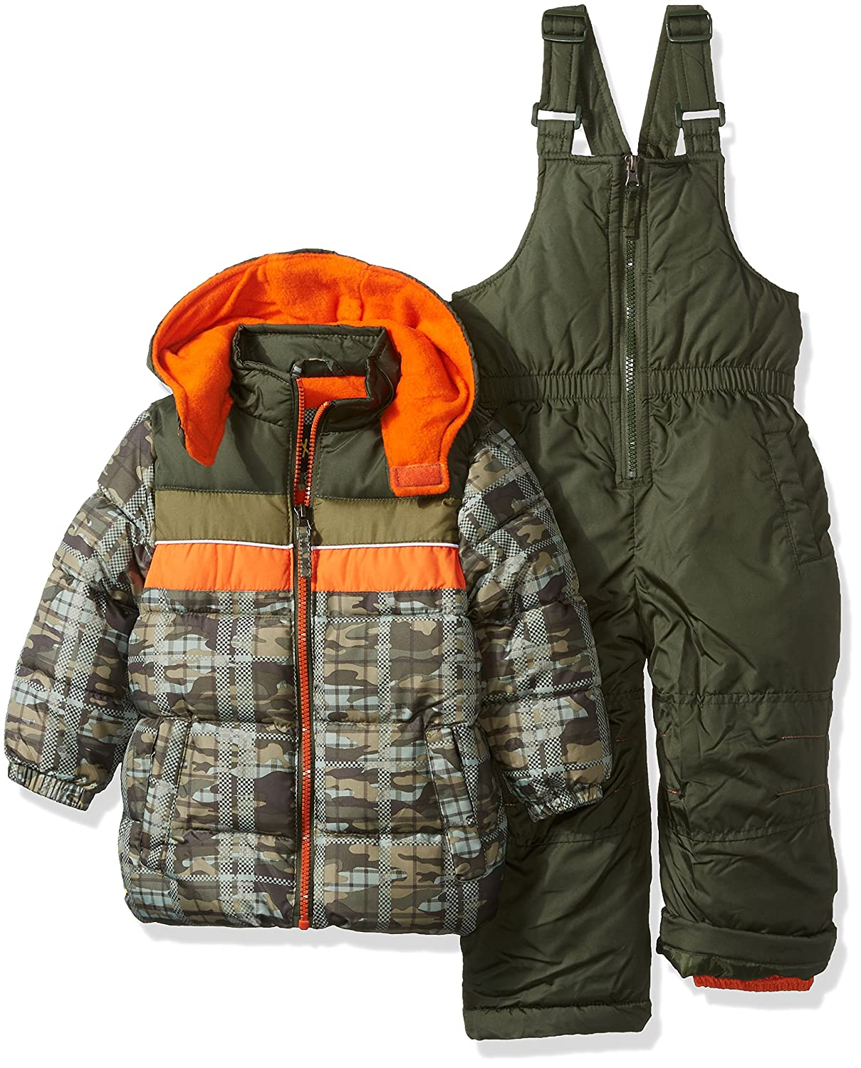 iXtreme Boys' Insulated Two Piece Snowsuits