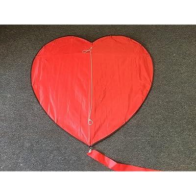 Heart Kite: Toys & Games