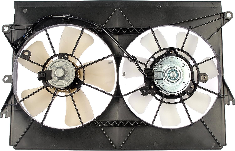 Dorman 620-702 Radiator Dual Fan Assembly
