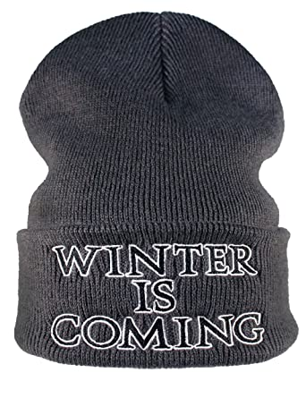 Gorro : Winter is Coming/Regalo-s Hip Hop y Rap/Gorras de