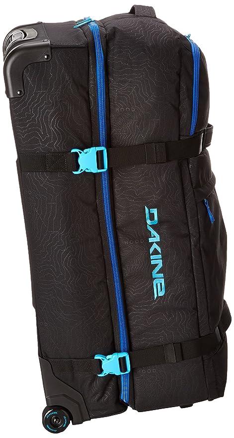 Dakine Split Roller - Bolsa de viaje con ruedas para hombre (100 L) Glacier Talla:81 x 43 x 34 cm: Amazon.es: Deportes y aire libre