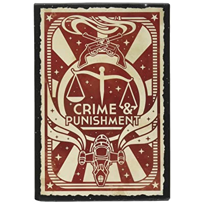 Firefly: The Crime & Punishment Booster Board Game (8 Players): Toys & Games