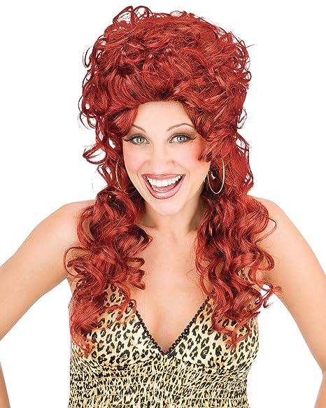 Amazon com: Rubie's Trailer Park Trophy Wife Wig (As Shown