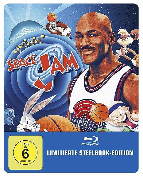 Space Jam Steelbook (exklusiv bei Amazon.de) [Blu-ray] [Limited Edition]
