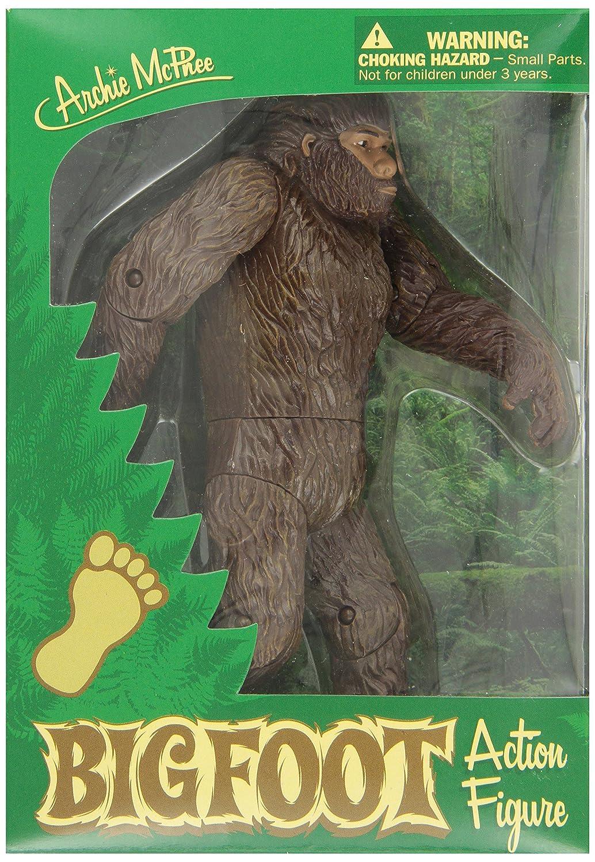 Accoutrements Bigfoot Action Figure Archie McPhee 12458