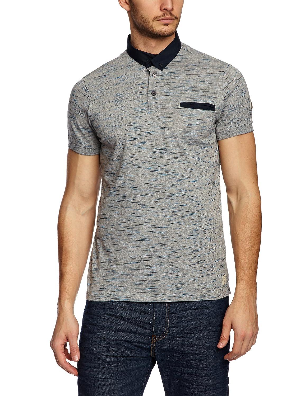 Weekend Offender - Camisa con Cuello de Polo para Hombre, Talla 39 ...
