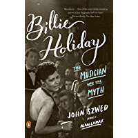 Billie Holiday: The Musician and the Myth book cover