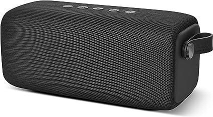 Fresh N Rebel Rockbox Bold L Concrete Waterproof Ipx7 Bluetooth Speaker Mp3 Hifi