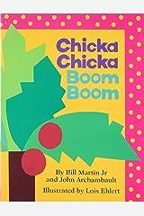 Chicka Chicka Boom Boom (Chicka Chicka Book, A) Board book