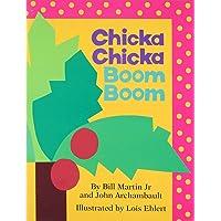 Image for Chicka Chicka Boom Boom (Board Book)