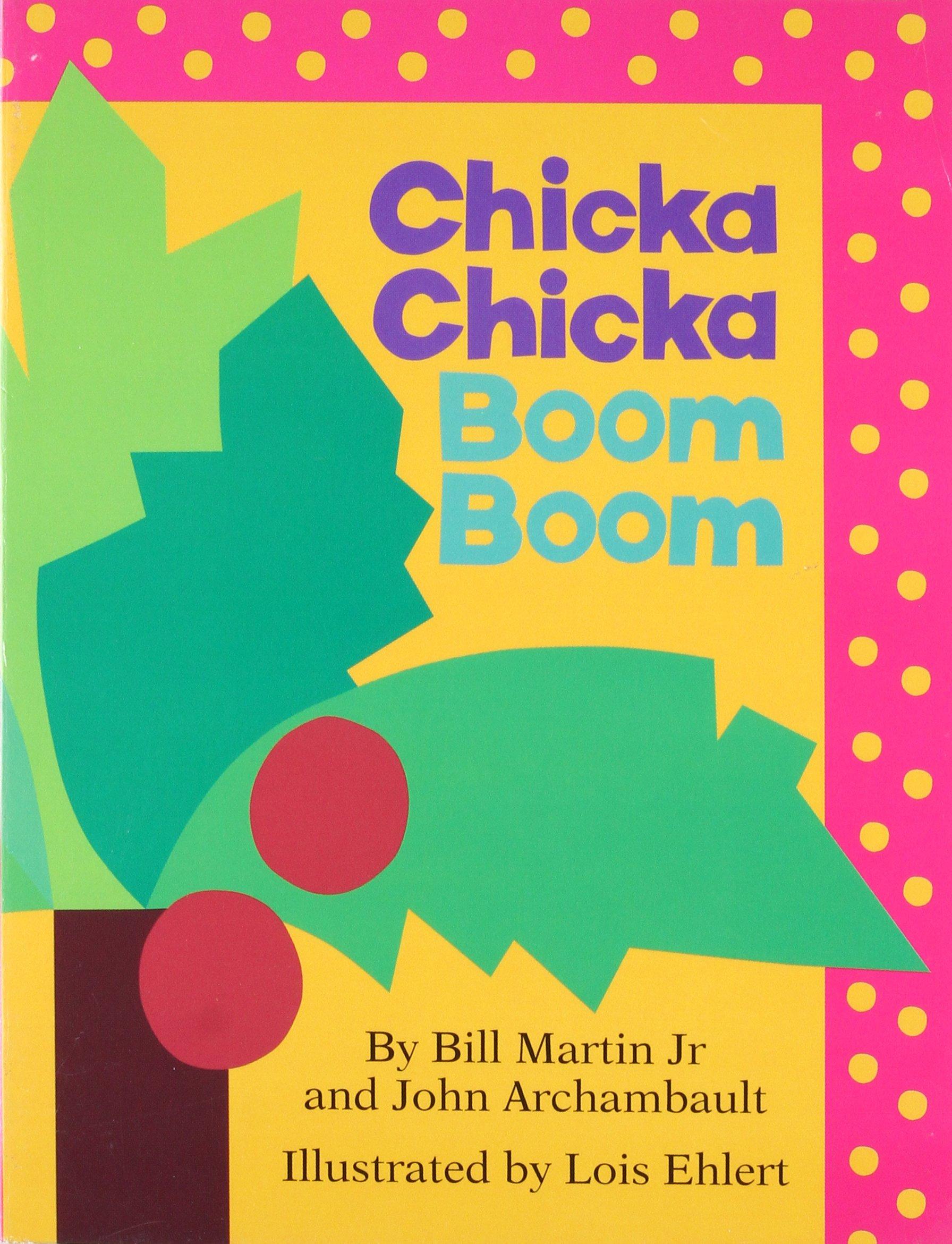 Chicka-Chicka Boom Boom