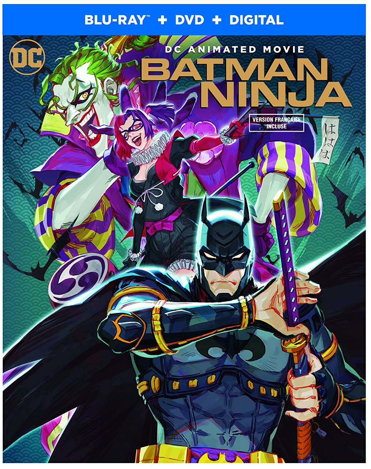 Amazon.com: Batman Ninja: Tara Strong, Takehito Koyasu, Yuki ...