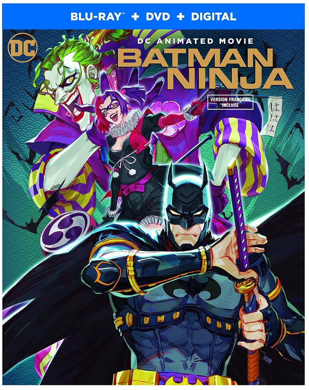 Amazon.com: Batman Ninja: Tara Strong, Takehito Koyasu, Yuki ...