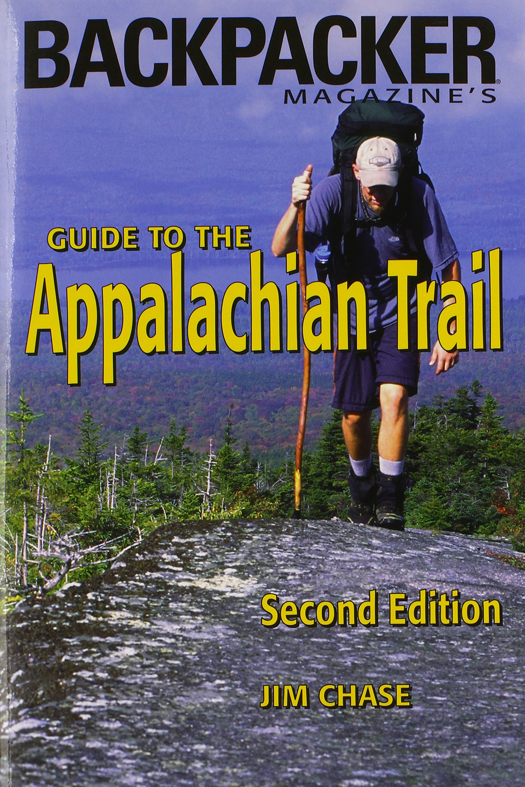 Read Online Backpacker Magazine's Guide to the Appalachian Trail: 2nd Edition ebook