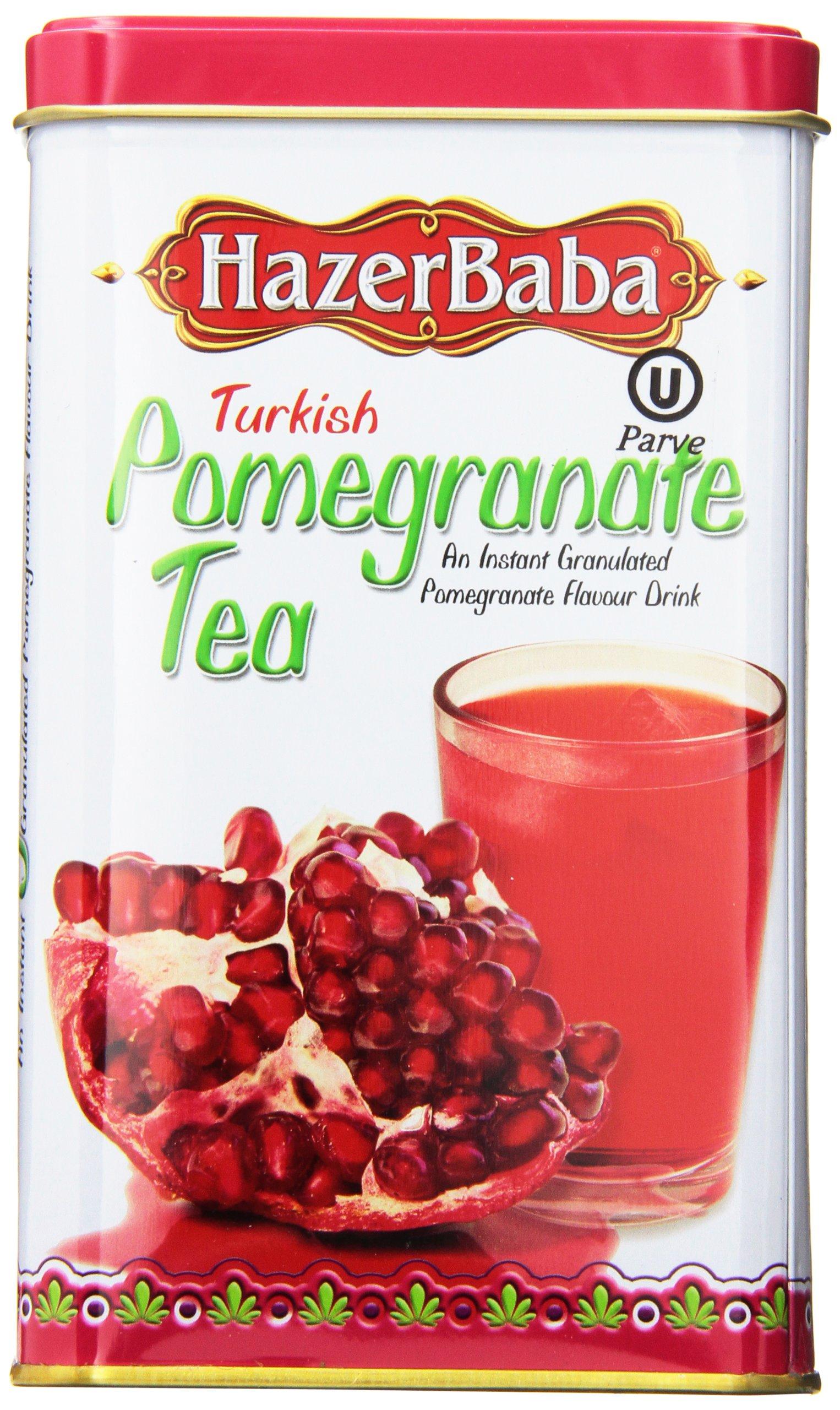 Hazer Baba Turkish Pomegranate Tea, 8.8 Ounce