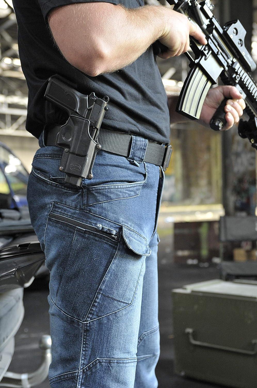 helikon-tex UTP Urban Tactical Pantalones Denim: Amazon.es ...