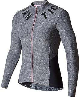 Santic Cycling Jersey Women s Long Sleeve Bicycle Tops Mountain Bike Shirts  with Pockets c0dfe52eb