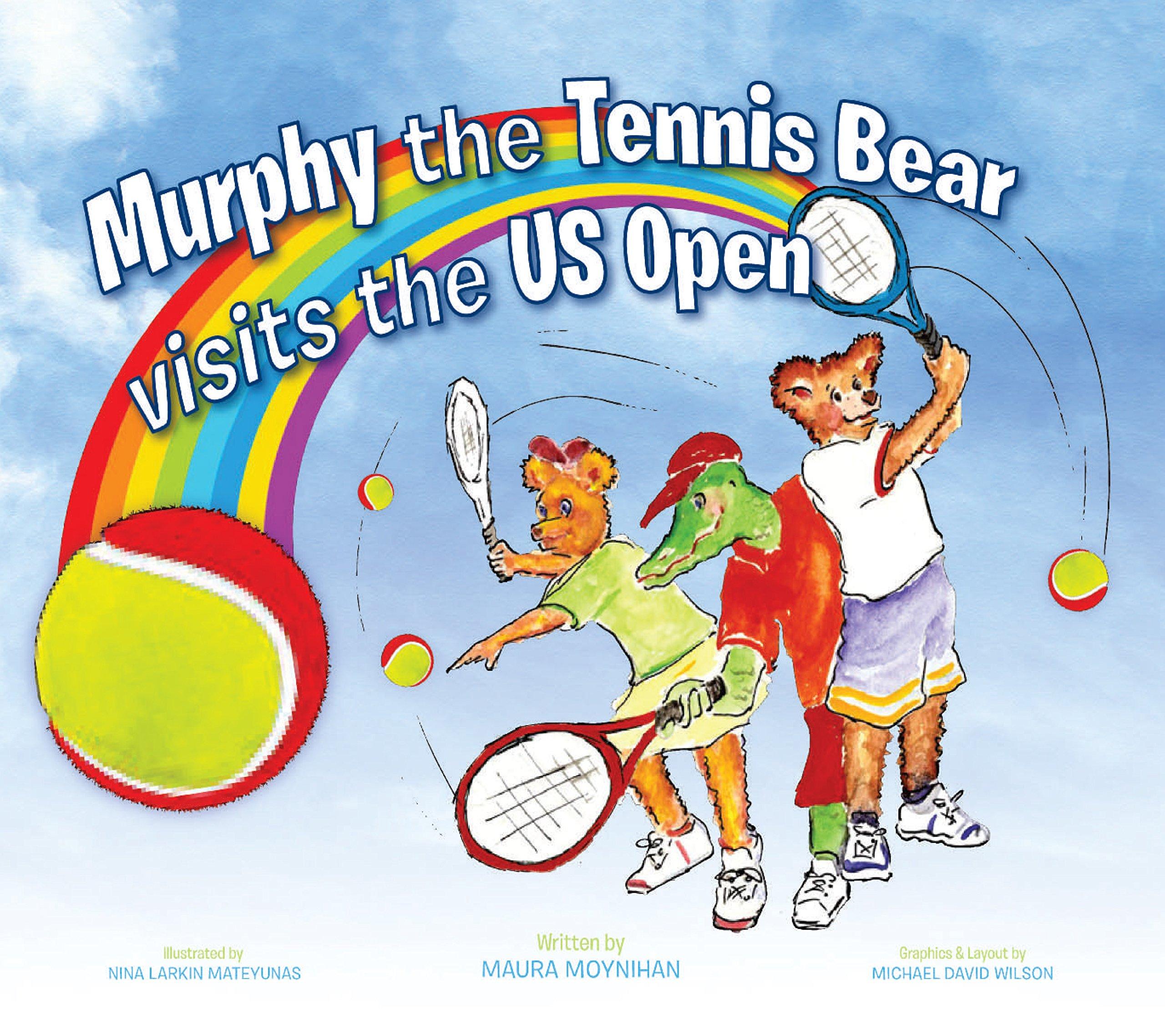 Murphy the Tennis Bear Visits The US Open PDF ePub ebook
