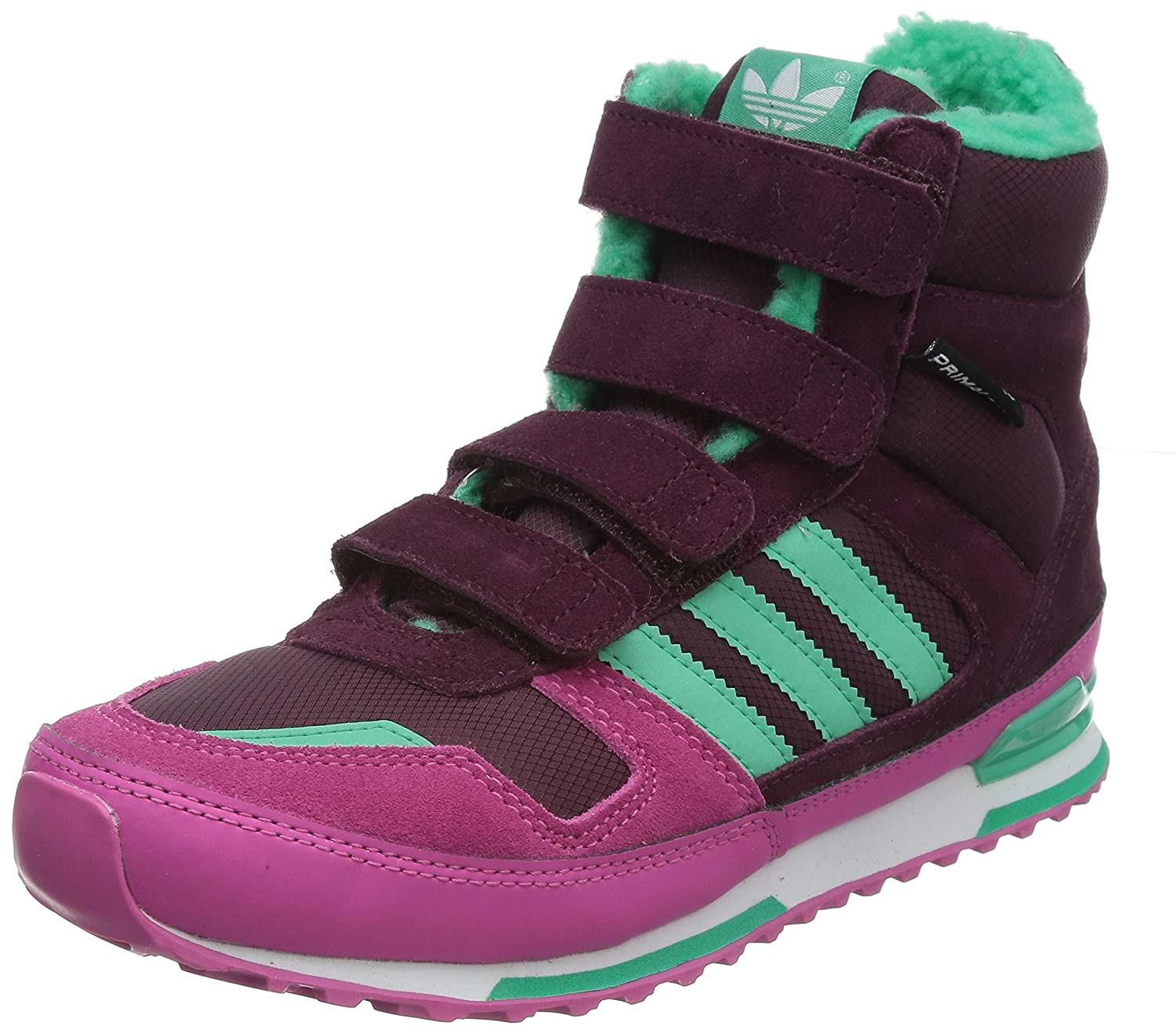 adidas Originals Baby ZX Winter Boot Kids Boots Snow Shoes Thick