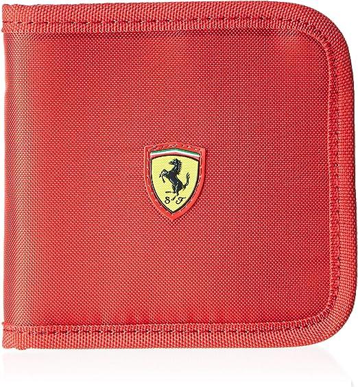 Buy Puma Ferrari Fanwear Wallet Rosso Corsa 0 At Amazon In