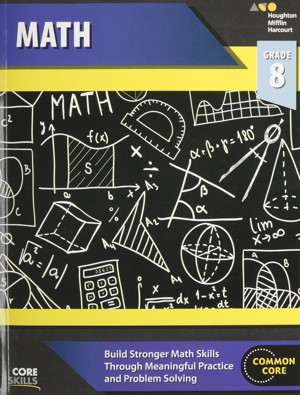 Workbooks nelson math 8 workbook : Steck-Vaughn Core Skills Mathematics: Workbook Grade 8: STECK ...