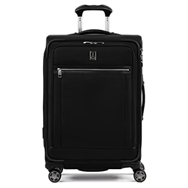 "Travelpro Platinum Elite 25"" Expandable Spinner Suiter Suitcase"