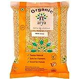 Arya Farm Organic White Jowar (1 Kg)