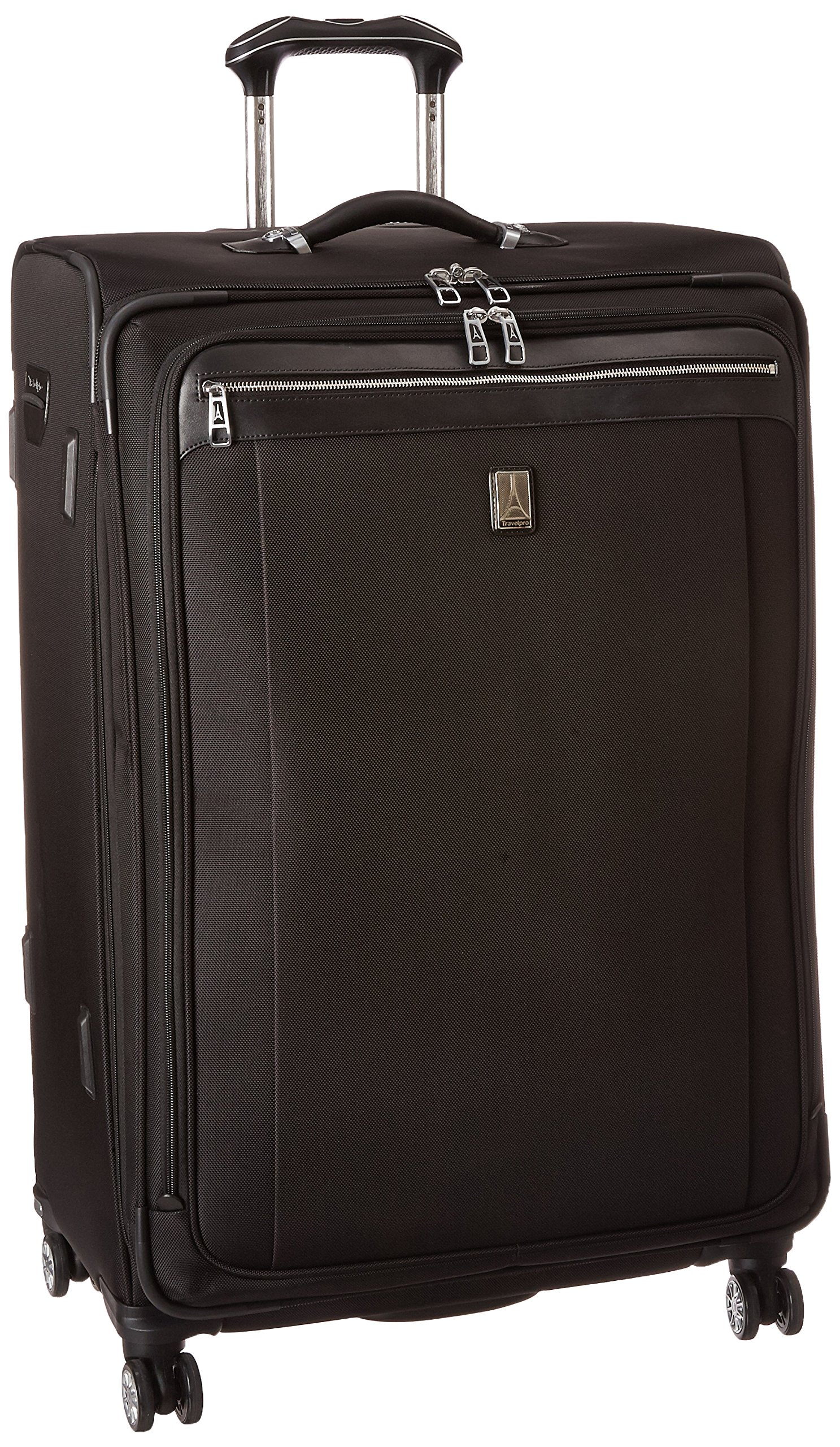 Travelpro PlatinumMagna2 Expandable Spinner Suiter Suitcase, 29-in., Black