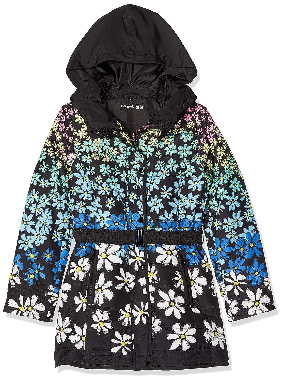Desigual Coat Lichi Chaqueta para Ni/ñas