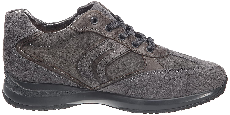 Geox d Boston 45 Grigio Scarpe Sneaker Art Amazon U Uomo it E TwxtrROTq 2db395b4279
