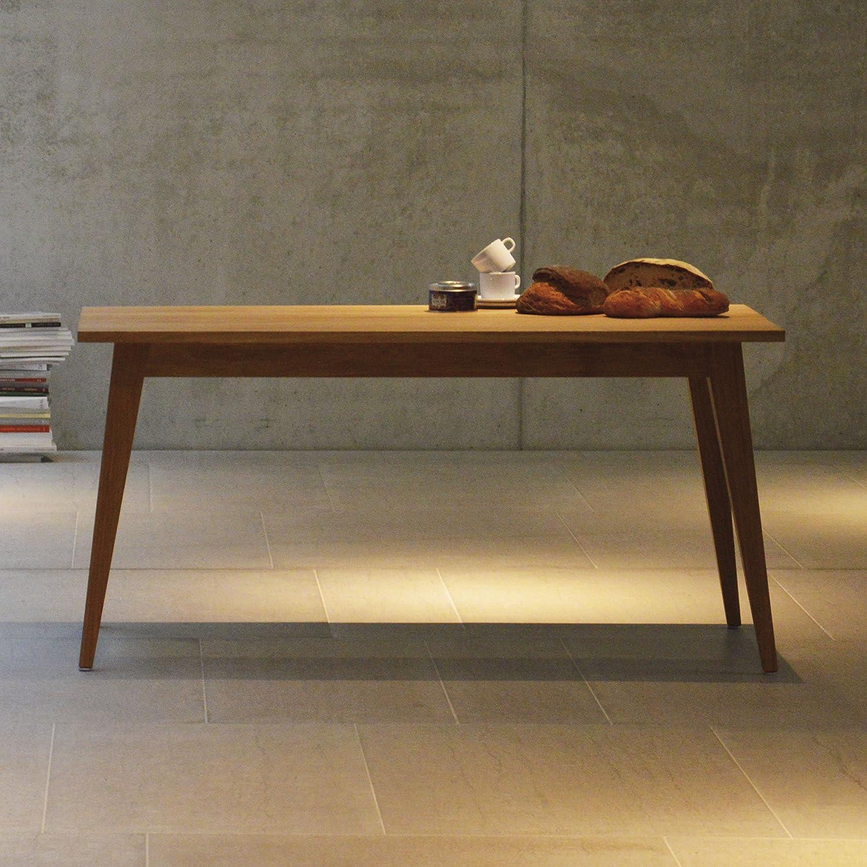 Xaver Tisch Eiche massiv, 150 x 75 cm günstig online kaufen