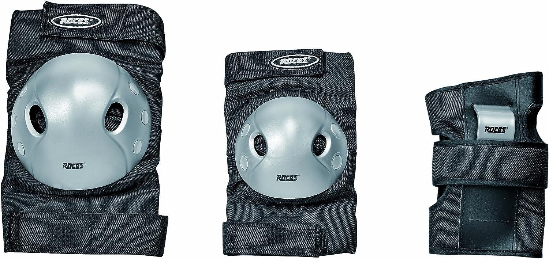 3 Zones Roces Kit de Protections Basic