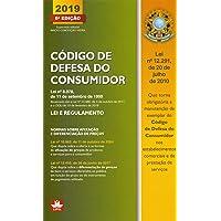 Código de Defesa do Consumidor. 2019: lei e Regulamento