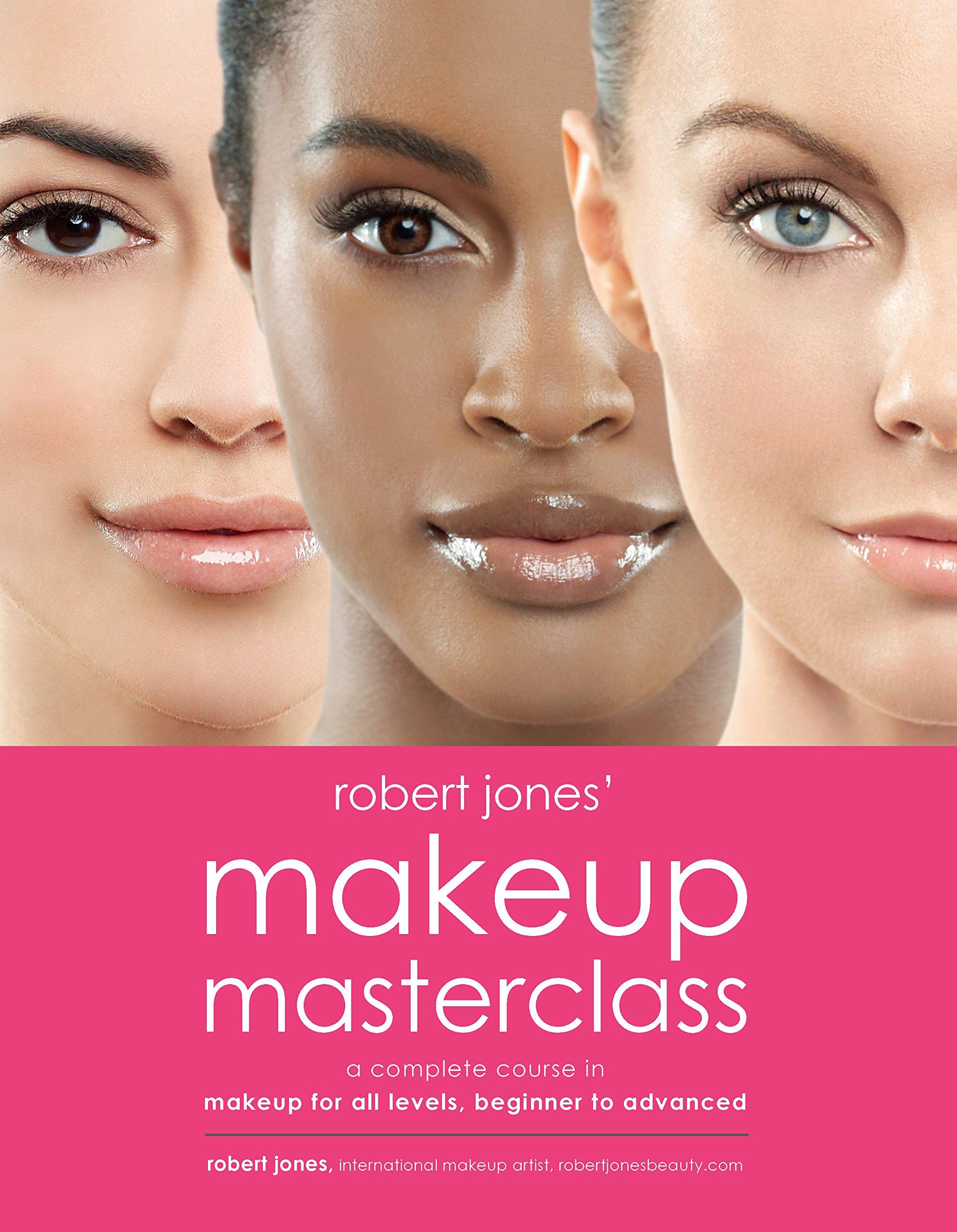 """makeup books """" makeup masterclass"""