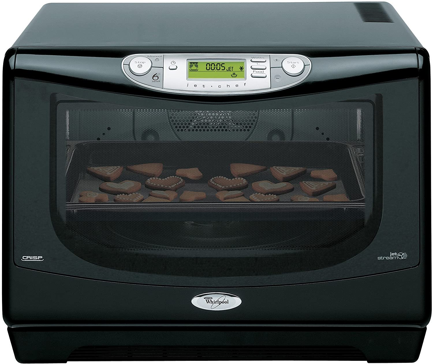 Whirlpool Jet Chef 31 Litre, Drop Down