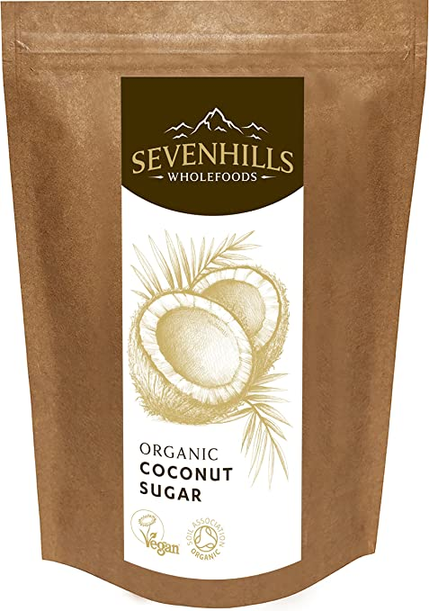 21 opinioni per Sevenhills Wholefoods Zucchero Di Cocco Bio 500g