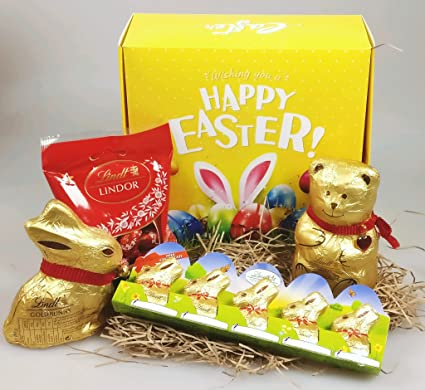 Lindt bunny and teddy easter gift box lindt milk chocolate bunny lindt bunny and teddy easter gift box lindt milk chocolate bunny 5 x mini negle Gallery