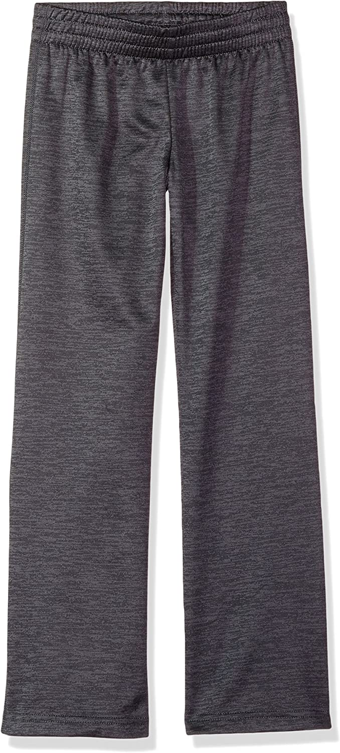 Hanes Girls' Big Tech Fleece Open Leg Pant: Clothing