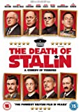 Death Of Stalin The [Edizione: Regno Unito] [Italia] [DVD]