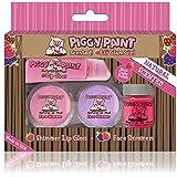 Piggy Paint Non-Toxic Girls Lip Gloss, Lil' Glam Girl Kit