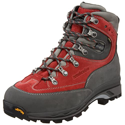7e16eb78919 Amazon.com | Zamberlan Men's 760 Steep Gt Hiking Boot, Grey/Amaranto ...
