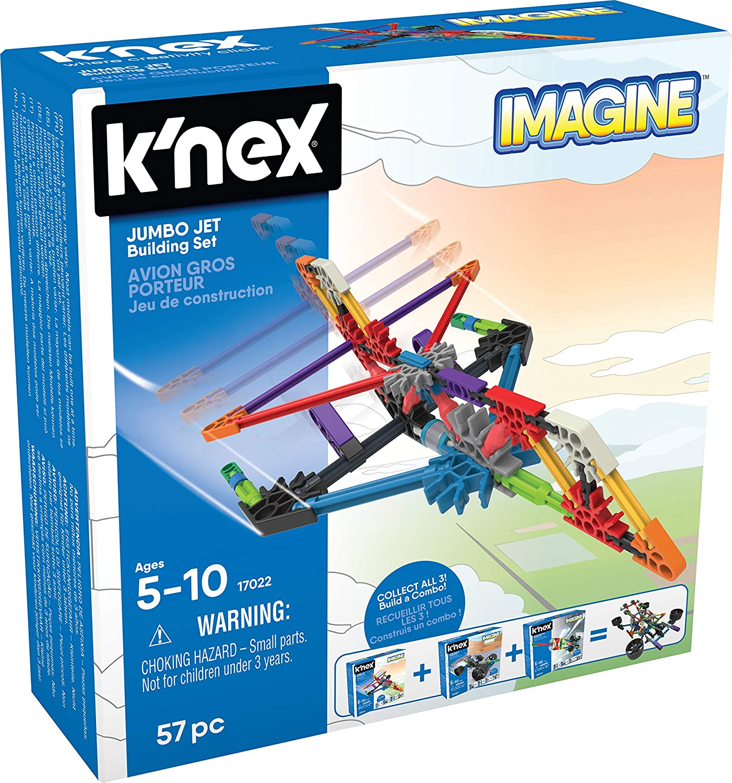Knex 35463 Imagine - Juego de construcción y construcción de ...