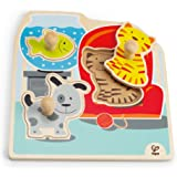 Hape My Pets Wooden Toddler Knob Puzzle