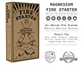 Swiss Safe 5-in-1 Fire Starter with