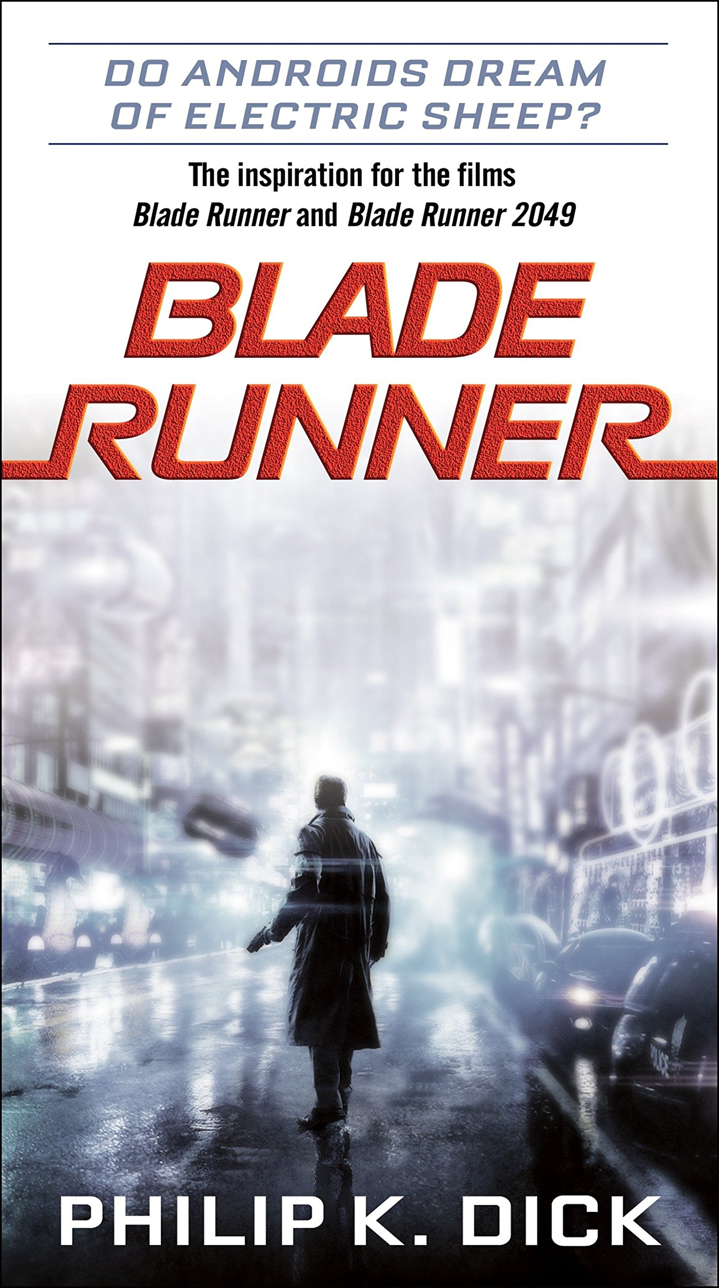 Image result for philip k. dick blade runner book amazon