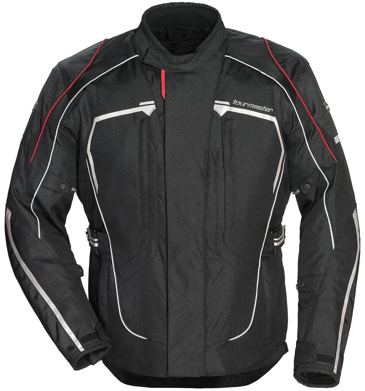 Tourmaster Advanced Men's Textile Motorcycle Jacket}