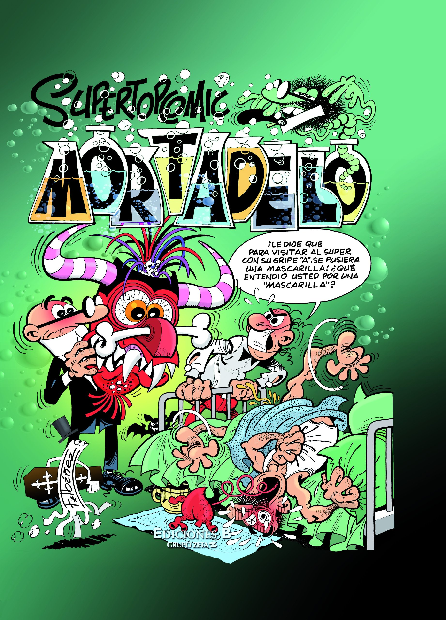Read Online SUPER TOP COMIC MORTADELO Nº13 (Spanish Edition) pdf