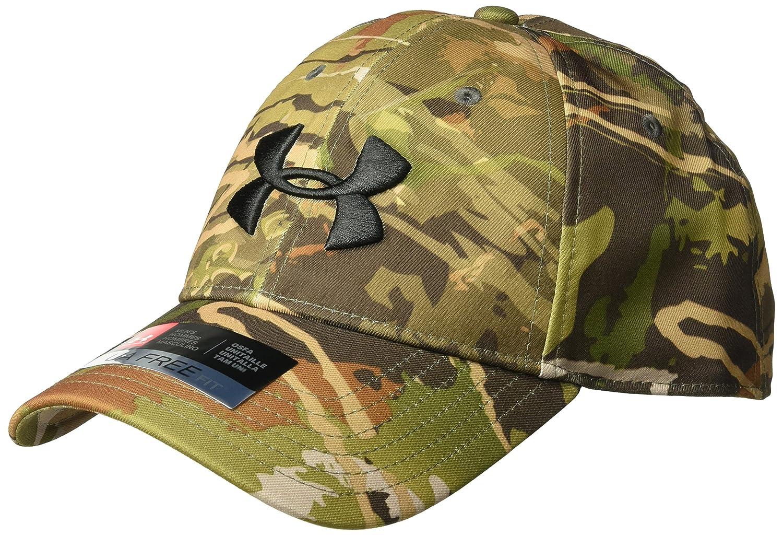8f09f6ed7b7f65 Under Armour Men's Camo Cap 2.0, Ua Forest Camo (940)/Black, One Size:  Amazon.ca: Sports & Outdoors